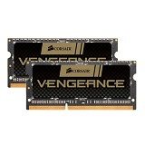CORSAIR Memory Notebook 2x 8GB DDR3 PC-12800 [Vengeance CMSX16GX3M2A1600C10] - Memory So-Dimm Ddr3